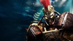 Real Steel &#8211; Eddie Davenport As Midas